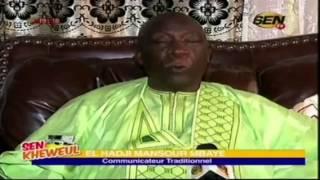 Déclaration d' El Hadj Mansour Mbaye sur le changement de nom l'aéroport de Diass