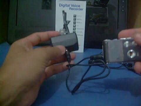 Mini Gravador de Voz da PriceAngels