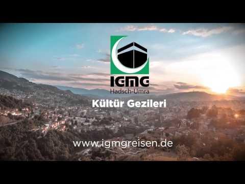 IGMG Reisen - Kültür Turları (Bosna-Hersek)