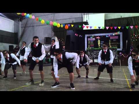 Esquema de varones BAZINGA 2014 - FDP