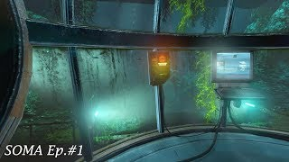 Soma Ep #1 Where in underwater Castle are we?
