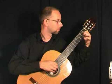 Matteo CARCASSI - Etude N° 3 in A, Op.60