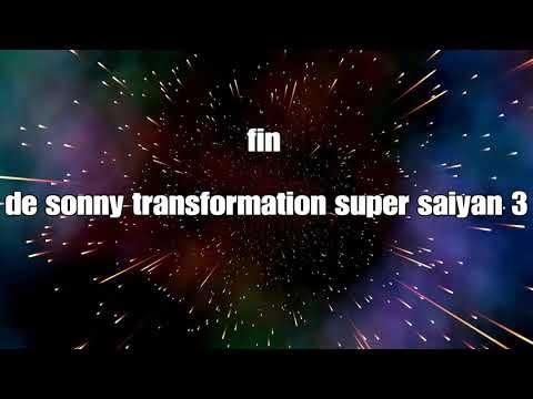 Kid dragon ball super budokai Xen ep 17 fin de sonny transformation super saiyan 3