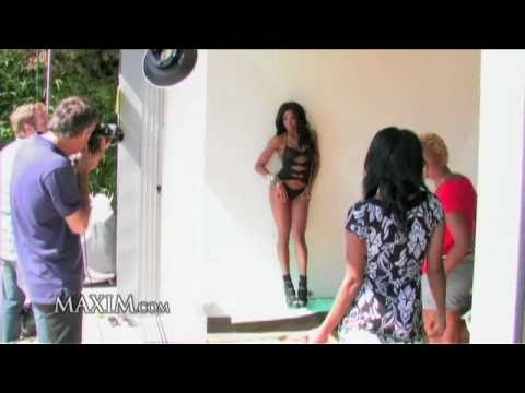 Ciara Maxim Magazine (BTS) Music Videos