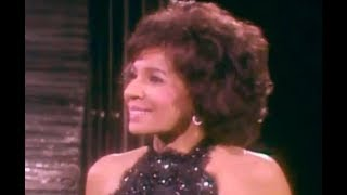 Shirley Bassey - SOMETHING / I Could Have Danced All Night (1982 TV Special)