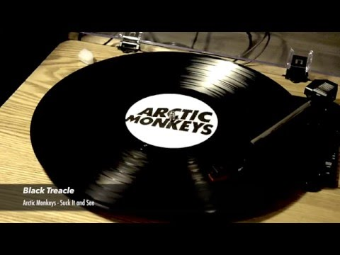 Arctic Monkeys - Suck It And See (album)