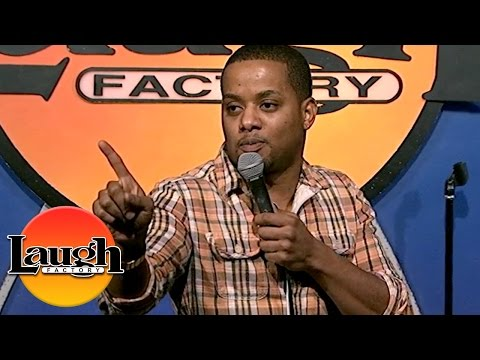 Ron G – Single Man House (Stand Up Comedy)