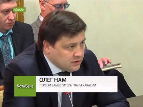 Губернатор Хакасии разнес прокуратуру