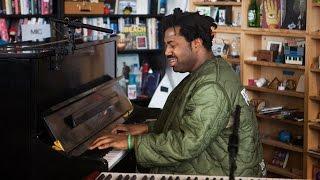 Sampha: NPR Music Tiny Desk Concert