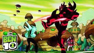 Omniverse: Ben vs. Malgax | Ben 10 | Cartoon Network