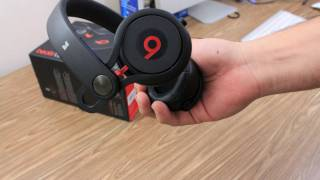 Beats By Dre Mixr Headphones David Guetta Edition- Unboxing/Overview