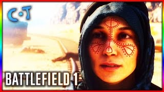 Battlefield 1 - Play As Female Sniper