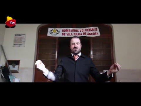 Video dos Bombeiros Voluntários de Vila Praia de Âncora
