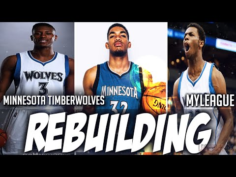 Rebuilding the 2017 Minnesota Timberwolves - NBA 2K16 MYGM/MYLEAGUE