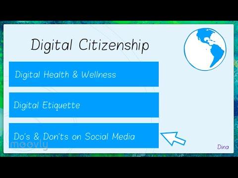 Digit Pro Digital Citizenship Digital