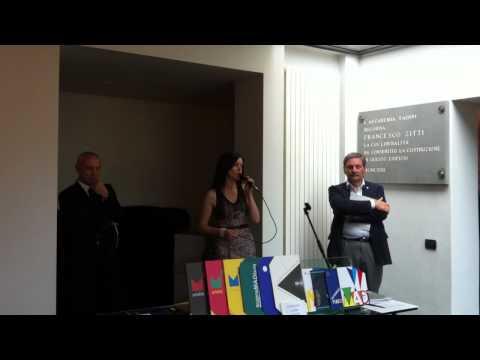 Inaugurazione mostra Movimento Madi Accademia Tadini Lovere 23 06 2012
