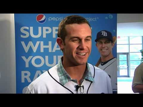 Evan Longoria & Moffitt Cancer Center's KIP Kidz Pepsi Refresh Project Video
