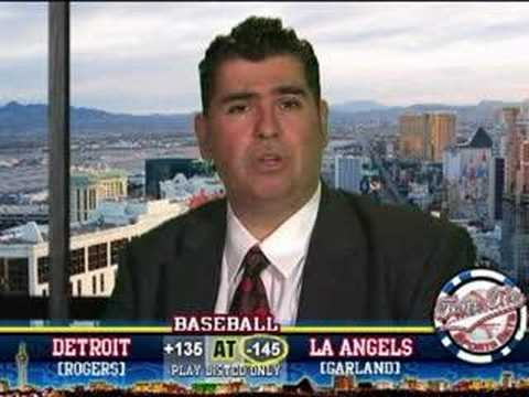 Baseball Detroit Tigers @ LA Angels Preview