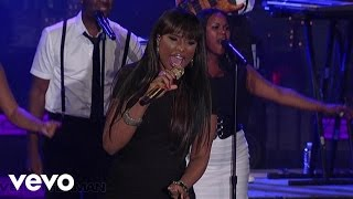 Jennifer Hudson Video - Jennifer Hudson - Feeling Good (Live on Letterman)