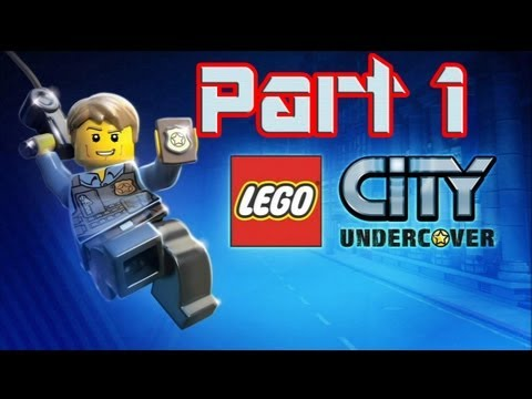 Lego City Undercover - Part 1 - Meet Chase McCain