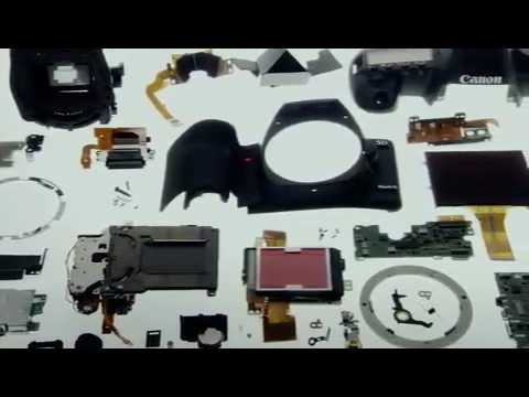 Canon Malaysia How a Digital Camera is Made