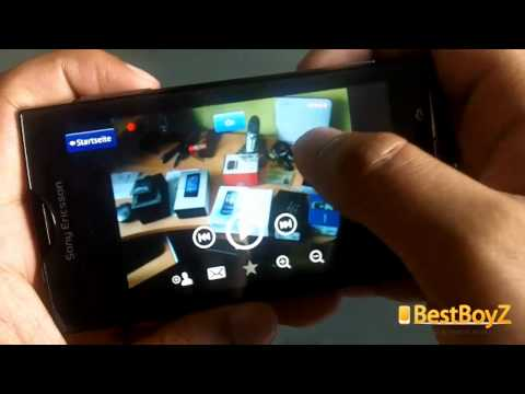 (HD) Review / Vorstellung: Sony Ericsson Xperia X10 | BestBoyZ