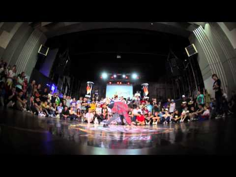 Kim Vs Pitta Solo B-girls Battles  Burn Battle School 2012 video