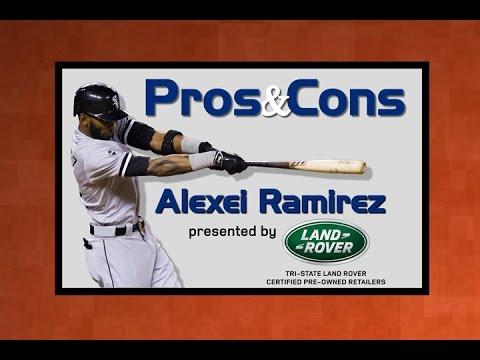 Mets Pros & Cons: Alexei Ramirez