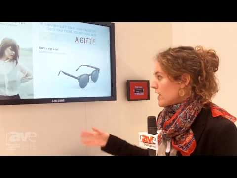 ISE 2015: Oyez Presents Their Omni-Channel Digital Marketing Solution in the Samsung Stand