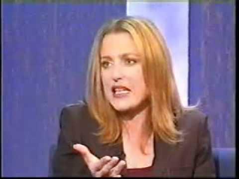 Gillian Anderson interview - Parkinson - BBC