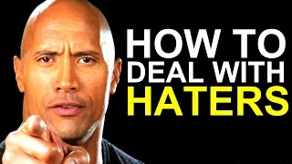 How to Deal With HATERS, RACISM & NEGATIVE People