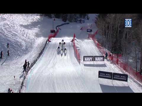 X Games Ski Cross 2012