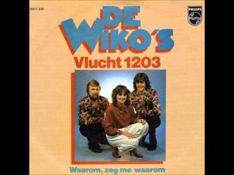 De Wiko's -  Vlucht 1203