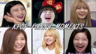 KPOP FUNNY MOMENTS || GIRLGROUPS