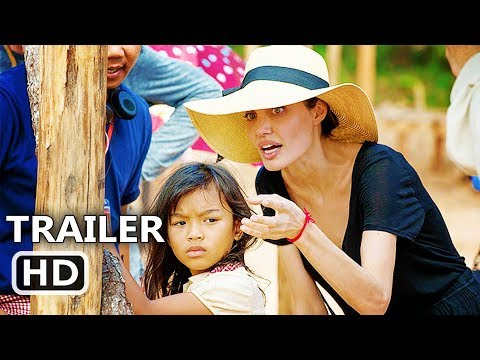 FIRST THEY KILLED MY FATHER Final Official Trailer (2017) Angelina Jolie, Netflix Movie HD