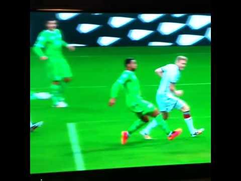Germany -  Algeria