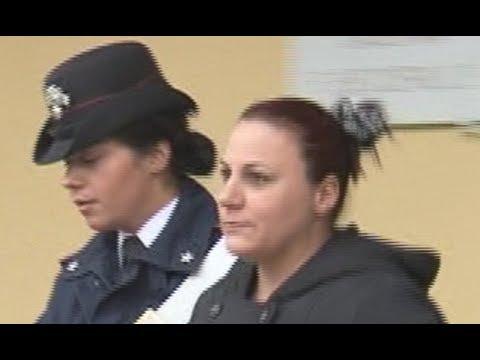 Caserta - Sgominata la banda delle gioiellerie nove arresti 1 (26.03.13)