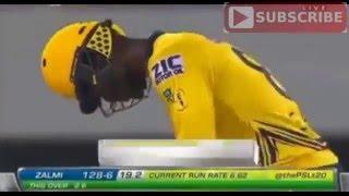 48 Runs by Darren Sammy against Quetta in PSL T20  2016