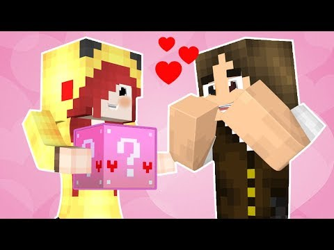 Minecraft: BATALHA KAWAII DO AMOR COM JAZZGHOST!
