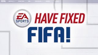 HAVE EA FIXED FIFA?! - FIFA 19 Ultimate Team