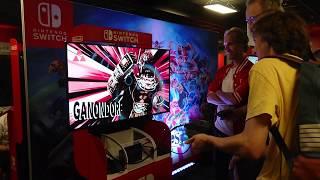 Super Smash Bros Ultimate Switch: Ganondorf Versus Pokemon Trainer Live Gameplay Demo HD