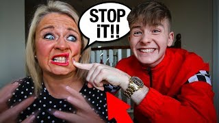 ANNOYING MY MUM FOR 24 HOURS!