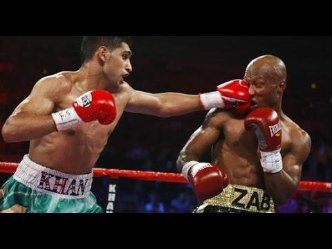Amir Khan Knockouts Collection 2015 - Amir Khan Boxer