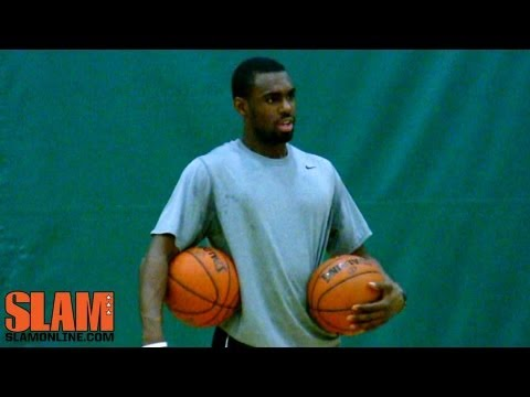 Tim Hardaway Jr New York Knicks 2013 NBA Draft Workout - Michigan Wolverines Basketball