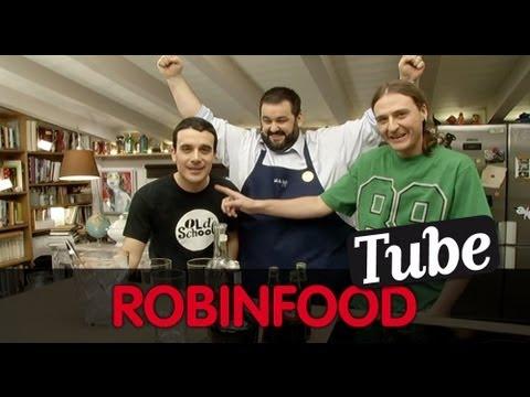 "ROBINFOOD / Trago 100% gourmet + Pollo frito ""Gallinero All-Stars"" + Salsa ""Rémoulade"""