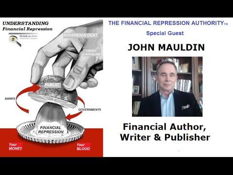 05 29 15  - FINANCIAL REPRESSION AUTHORITY  w/ John Mauldin