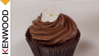 Chocolate Cupcake Recipe for Your Kenwood Cooking Chef