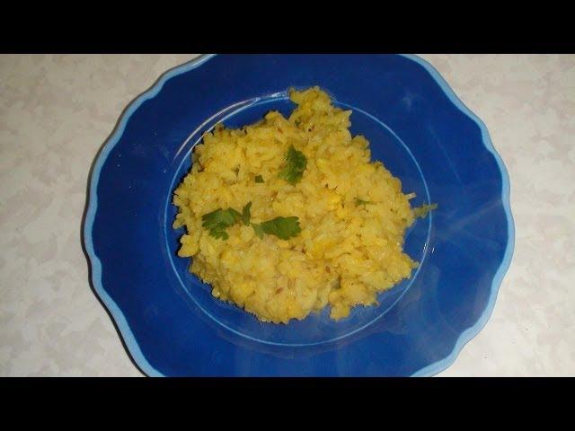sddefault Yellow Rice(Lemon Rice)   By Bhavana