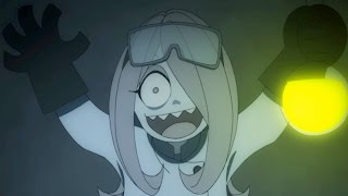 """Little Witch Academia (TV) Episode 8 Anime Review """"SUCY EPISODE!"""""""
