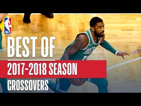 Best Crossovers From The 2017-2018 NBA Season (Steph Curry, Kemba, Durant and More!)